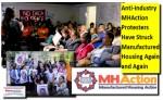 MHActionLogoAntiIndustryMHActionProtestorsSturkManufacturedHousingAgainMastheadCommentaryMHProNews