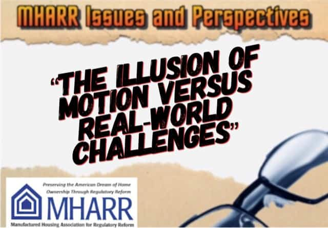 MHARR-Issues-and-Perspectives-The-Illusion-of-Motion-Versus-Real-World-ChallengesMastheadMHProNews