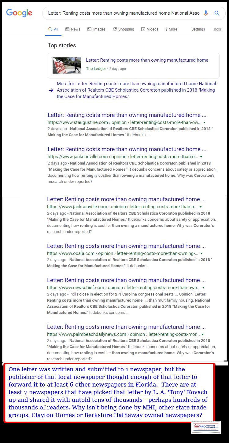 LetterRentingLessCostlyThanOwningManufacturedHomeMHProNews2019-09-28_0225