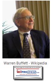 WarrenBuffettWikiPhotoBerkshireHathawayClaytonHomesManufacturedHomeProNews