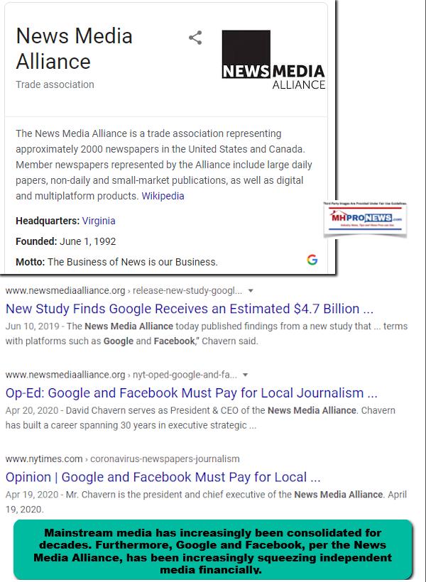 NewsMediaAllianceVsGoogleFacebookWikiQuotesMHProNews
