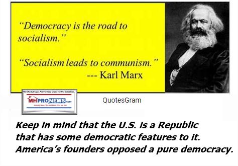 KarlMarxPhotoQuoteDemocracyRoadToSocialismSocialismLeadsToCommunismKarlMarxQuotesGramMHproNews