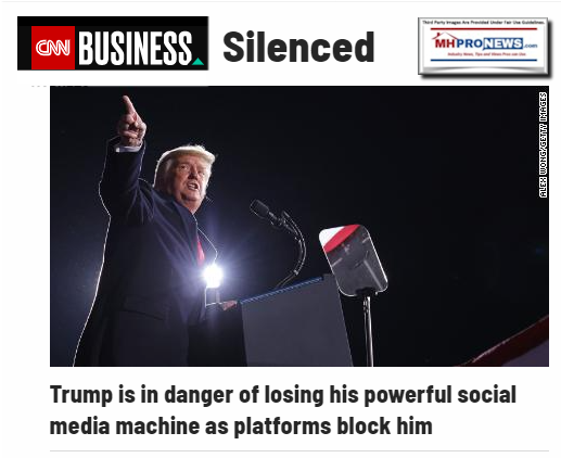 CNNNewsSilencedPresidentTrumpPhotoMHProNewsheadline