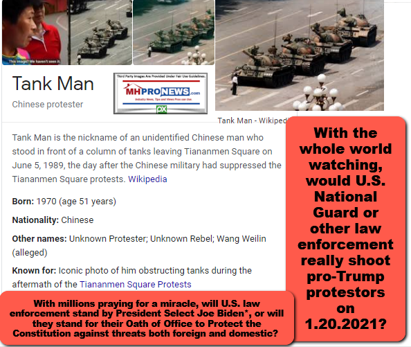 TianamenSquareTankManWikiPhotosBidenNationalGuard
