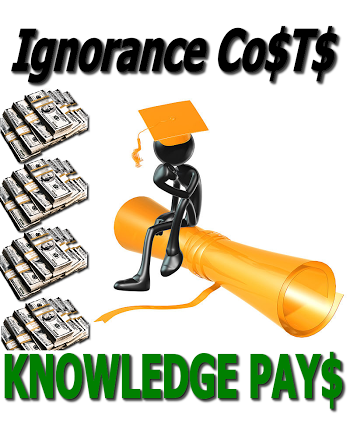 Ignroance-costs-knowledge-pays