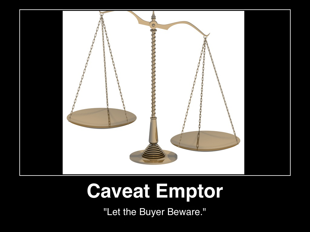 caveat-emptor-let-the-buyer-beware-scales-of-justice=wikicommons-poster(c)2014-lifstyle-factory-homes-llc-mhpronews-com-