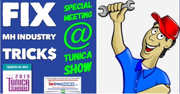 FixMHIndustryTricksSpecialMeetingTunicaManufacturedHousingShowDailyBusinessNewsMHProNews