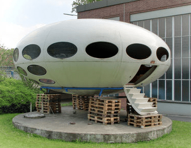 Futuro_House_Wikimedia_Commons posted Manufactured Home Marketing Sales Management MHMSM.com MHProNews.com