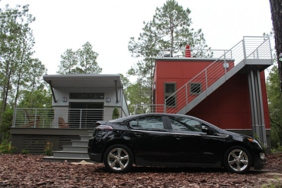 ihouse Clayton Green-Bridge-Farm-i-House-Chevy-Volt-568x378