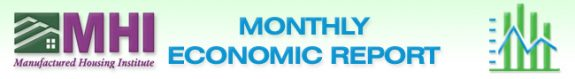 Mhi economic report logo postedonmanufacturedhomepronews
