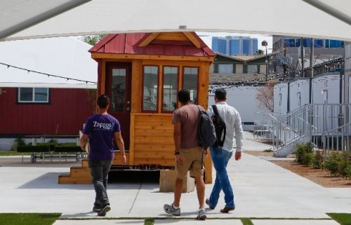 Tiny House Las Vegas >> The Tiny House Trend What S In It For The Manufactured Housing