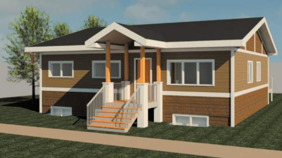 Canada__Bearspaw_First_Nation_modular_container_housing__Ladacor_credit postedDailyBusinessNewsMHProNews
