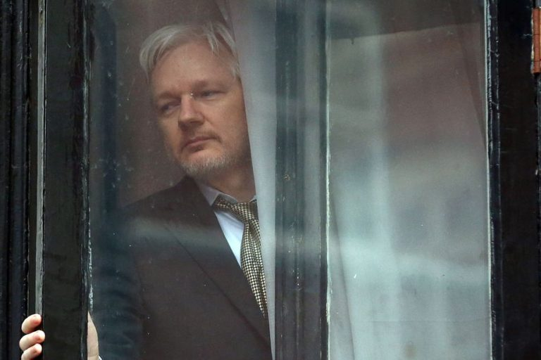 Sweden Considers Reopening Julian Assange Rape Case