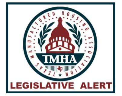 TMHALegislativeAlertPostedDailyBusinessNewsMHProNews_001