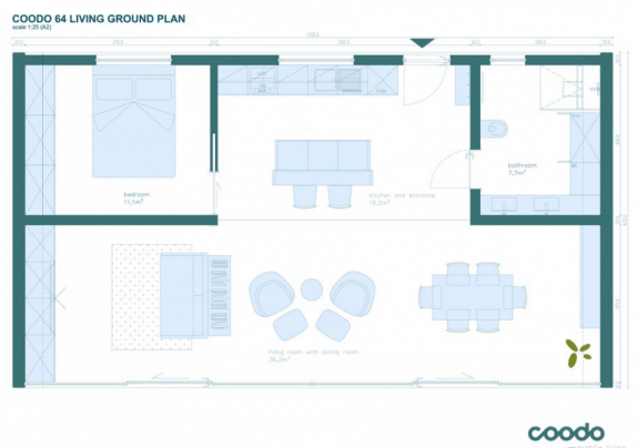Coodo Another Pre Fab Modular Home Builder Targets America Manufactured And Modular Housing Industry News