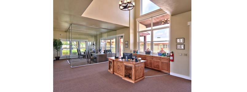 Lobby oak ranch2 roberts resorts cup of coffee with scott roberts mhpronews com