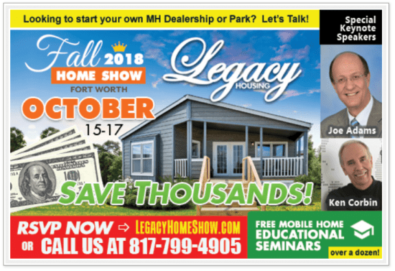 October15 172018rsvpmanufacturedhousingfall2018legacyhousing
