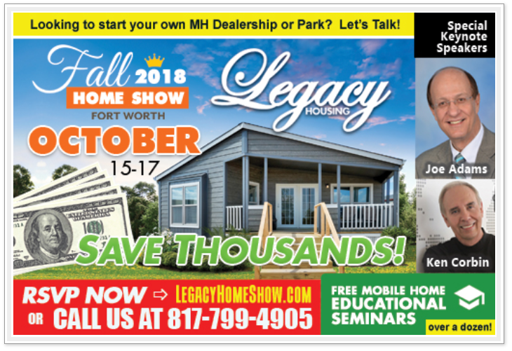 October15-172018RSVPmanufacturedHousingFall2018LegacyHousing