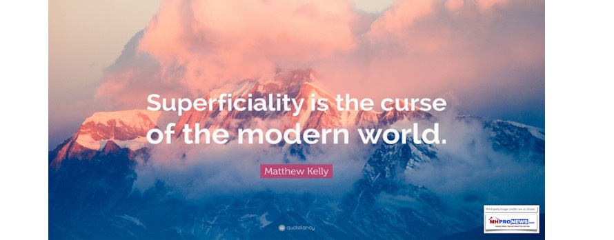 Superficiality is the curse of the modernworldmatthewkellyquotefancyinspirationblogmhpronews720 2