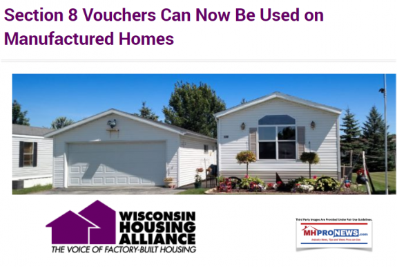 WHASection8VouchersCanNowBeusedOnManufacturedHomesDailyBusinessNewsMHProNews