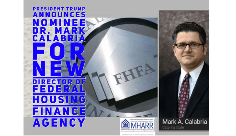 President-Trump-Announces-Nominee-Dr.-Mark-Calabria-to-Become-New-Director-of-Federal-Housing-Finance-Agency-2