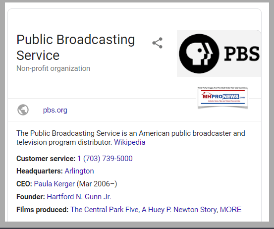 PublicBroadcastServicePBSLogoWIkiDailyBusinessNewsMHProNews