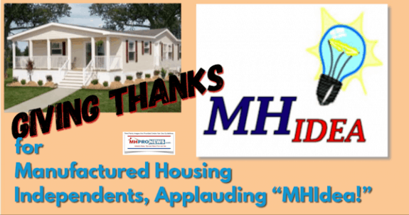 GivingThanksForManufacturedHousingIndependentsAppluadingMHIdea-575x302
