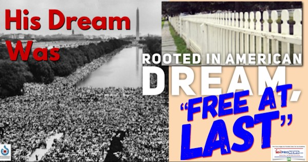 HisDreamWasRootedinAmericanDreamFreeAtLastRevMartinLutherKingJrPhDDailyBusinessNewsMHProNews