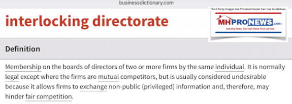 InterlockingDirectoratesDefinedDailyBusinessNewsMHproNews-575x206
