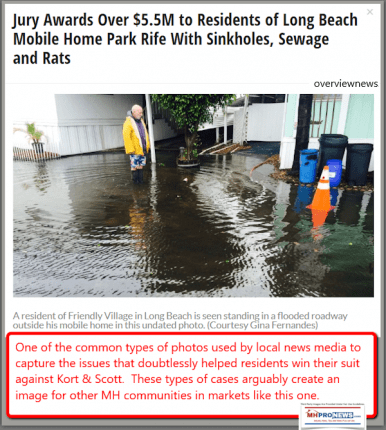 KortScottFriendlyVillageFloodedDrivewayManufacturedHousingIndustryDailyBusinessNewsMHProNews-386x430