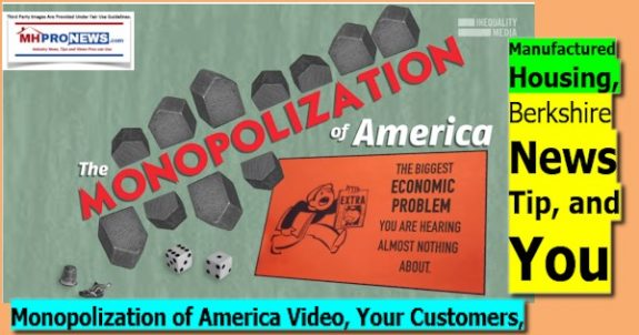 MonopolizationAmericaVideoCustomersManufacturedHousingBerkshireNewsTipYouDailyBusinessNewsMHProNews