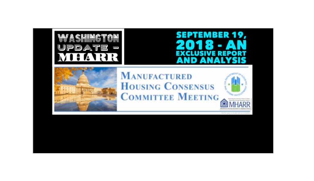 Washington-Update-A-2-MHARR-September-192018-an-Exclusive-Report-and-Analysis
