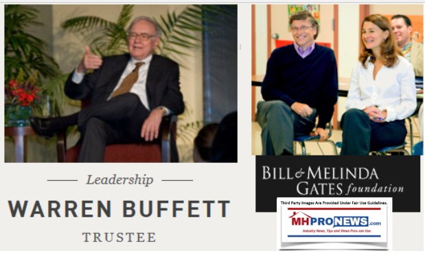 BillMelindaGatesFoundationWarrenBuffettTrusteeLeadershipPhotosDailyBusinessNewsMHProNews