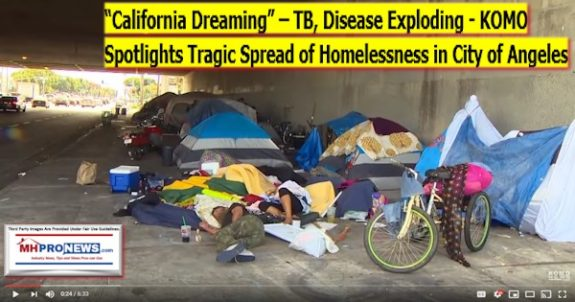 CaliforniaDreamingTBDiseaseExplodingSpotlightsTragicSpreadHomelessnessLADailyBusinessNewsMHProNews