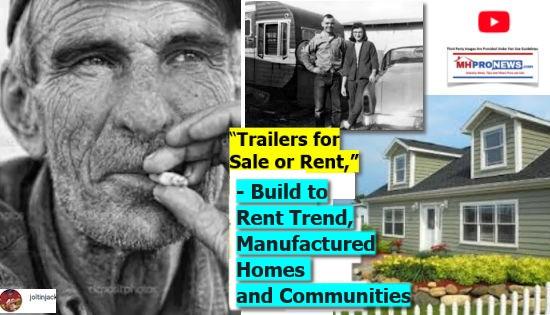 TrailersForSaleorRentBuildToRentTrendManufacturedHomesCommunities