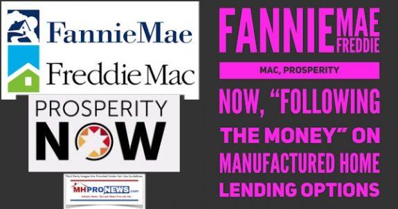 FannieMaeLogoFreddieMacLogoProsperityNowLogoManufacturedHomeProNews