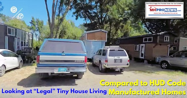 LookingLegalTinyHouseLivingComparedHUDCodeManufacturedHomes