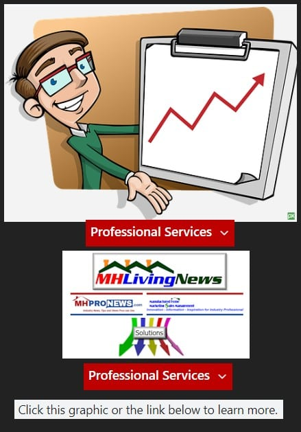 ProfessionalServicesManufacturedHomeProNewsManufacturedHomeLivingNews
