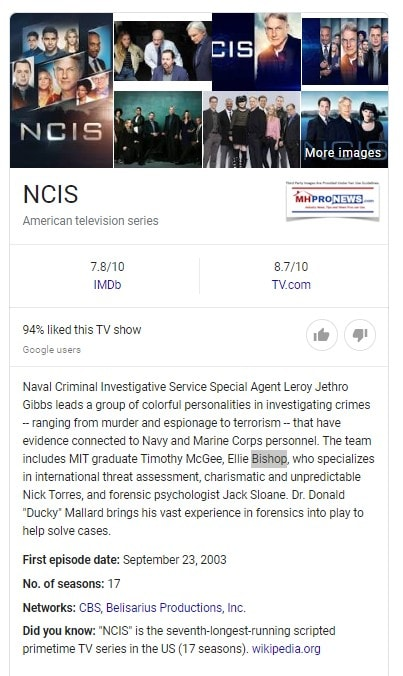 NCISWikiSeason17Episode3GoingMobileManufacturedHomeProNews