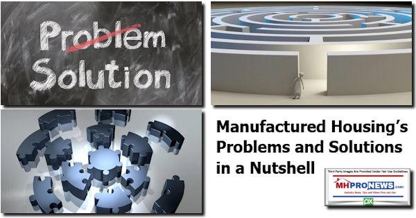 ManufacturedHousingProblemsSolutionsNutshellManufacturedHomeProNewsLogoPuzzleMazeMHProNews