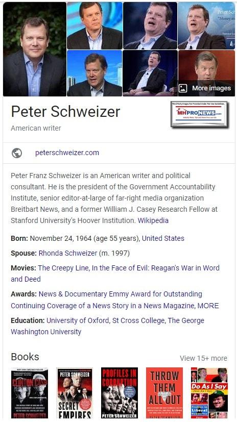 PeterSchweizerAuthorPhotoBooksWikiMHProNews1