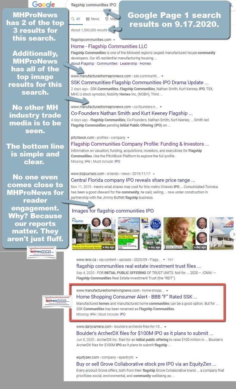 FlagshipCommunitiesIPOManufacturedHomeProNews2020-09-17_18-11-56Page1GoogleSearchResults