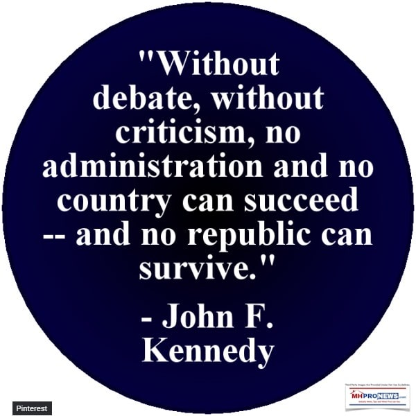 WithoutDebateWithoutCriticismNoAdminCountryCanSucceedNoRepublicCanSurviveJohnFKennedyQuoteMHProNewsQuotableQuote