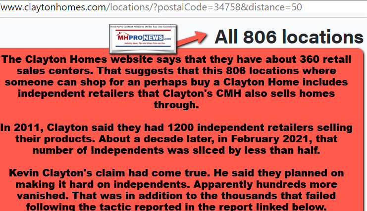 ClaytonHomes806RetailLocationsMHProNews